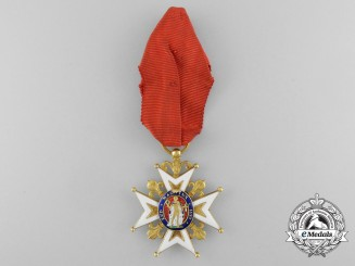 A French Order of Saint-Louis; Second Restoration, c.1819-1838.