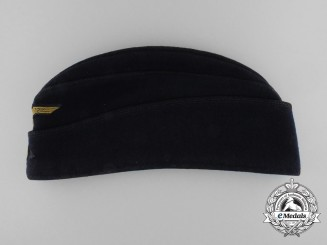 A Kriegsmarine Enlisted Man's/NCO's Overseas Side Cap