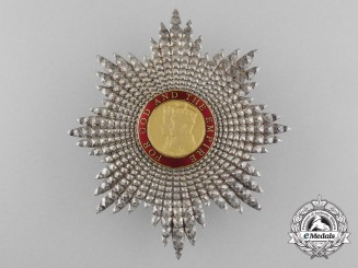 A Most Excellent Order of the British Empire, Knight Grand Cross (GBE) Breast Star