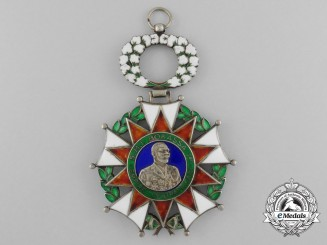 Central African Republic. An Order of Operation Bokassa, Grand Cross Badge, c.1970