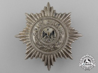 "A Prussian Guard ""Suum Cuique"" Star Badge"