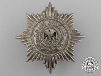 "A Prussian Guard ""Suum Cuique"" Star Badge"