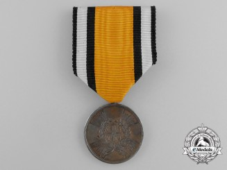 An 1813-1814 Prussian War Merit Medal