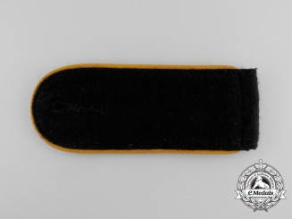 A Single Mint Waffen-SS Reconnaissance Enlisted Man's Shoulder Board