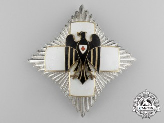 Germany. A DRK Red Cross Honour Award Grand Cross, Type II, by Godet, c.1935