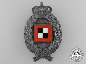 A First War Bavarian Observer's Badge by Karl Pollath
