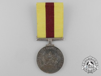A Canadian Corps of Commissionaires Meritorious Service Medal