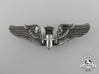 A Second War American Army Air Force Aerial Gunner Badge