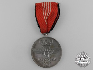 A 1936 German Olympic Medal