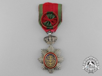 An Order of Cambodia; Fourth Class Officer