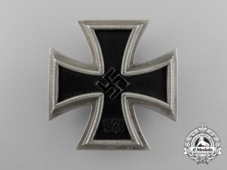 An Iron Cross 1939 First Class by B.H. Mayer's Kunstprägeanstalt