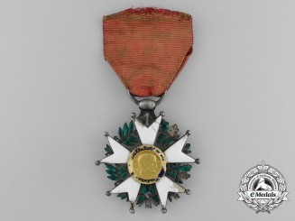 A Scarce 1848-1851 French Legion D'Honneur; Knight, Second Republic