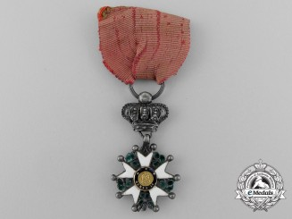 France, July Monarchy. A French Legion D'Honneur, c.1835