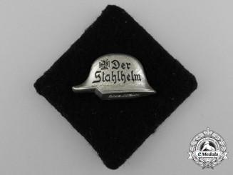 A Der Stahlhelm Sleeve Insignia