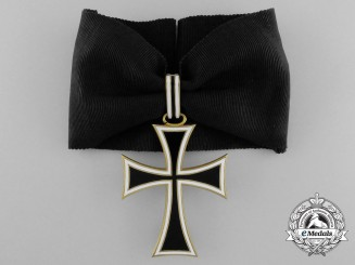 An Austrian Decoration of the German Knight's Order; Neck Cross