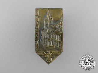 A 1937 Cologne District Day Badge