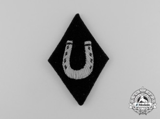 A Scarce Waffen-SS Farrier Trade Diamond