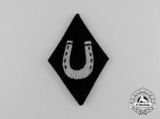 A Scarce Waffen-SS Farrier Trade Diamond