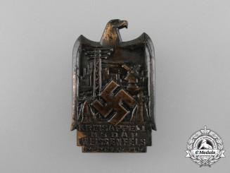 A 1937 NSDAP Weissenfeld Kreisappell Badge