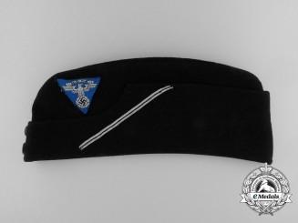 A National Socialist Motor Corps Sturmmann's Field Cap