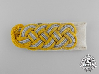 A Single Luftwaffe General's Shoulder Board