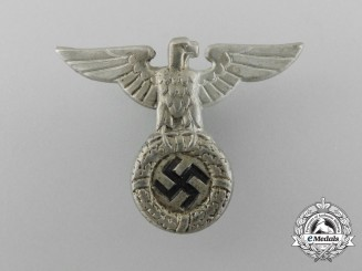 An NSDAP Small Political Cap Eagle; Early Pattern (1934)