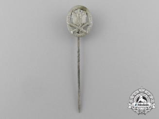 A General Assault Badge Miniature Stick Pin