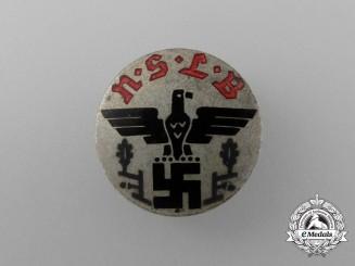 A National Socialist Teachers League Membership Badge