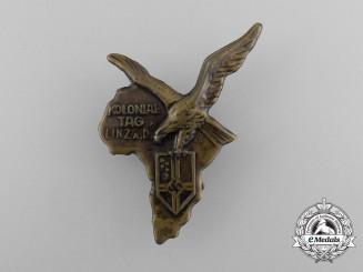 "A Linz (Austria) RKB (Reich Colonial League) ""Day of Colonialism"" Badge"