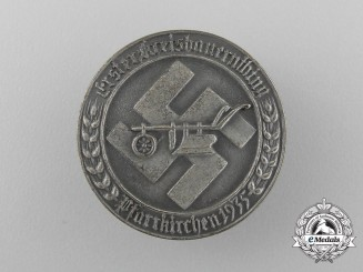 """A 1935 First Pfarrkirchen Region """"Day of Farmers"""" Badge"""