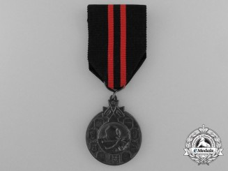 A Finnish  Winter War 1939-1940 Medal; KUNNIA ISÄNMAA