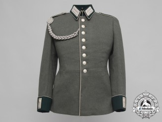 An M35 Wehrmacht Infantry Non-Commissioned Officer's Tunic