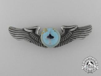 A Japanese Air Self-Defense Force, N. Defense Force Badge