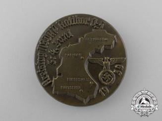 A 1939 NSDAP Ratibor District Council Day Badge
