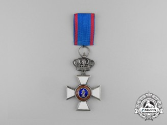 An Oldenburg House & Merit Order of Duke Peter Frederick Louis; Knight's Cross 2nd Class