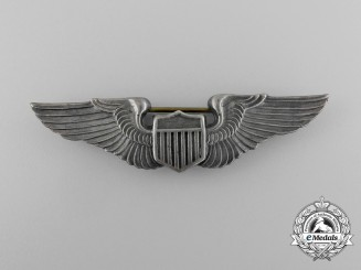 A United States Army Air Force (USAAF) Pilot Wing; Australian Made