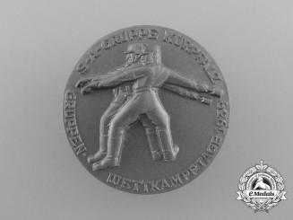 A 1939 SA Group Kurpfalz Group-Championships Badge by Walgo Kierspe