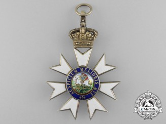 A Most Distinguished Order of St. Michael and St. George; Grand Cross