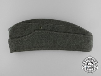 An Army (Heer) M34 Enlisted Man's/NCO's Overseas Cap