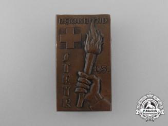 A 1931 Reichs-Association Steyr Badge