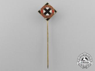 An Rare Osterburg Sacrifice Stickpin Badge