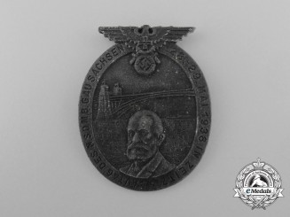 A 1938 District Day of the Saxony National Socialist German Naval Association Badge