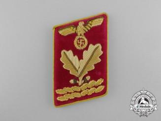 A Mint NSDAP Hauptbereichsleiter Collar Tab
