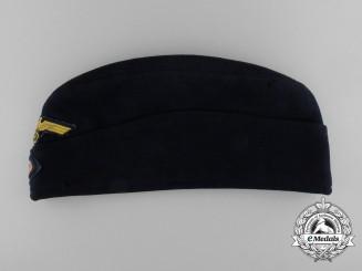 A Kriegsmarine EM/NCO's Overseas Cap