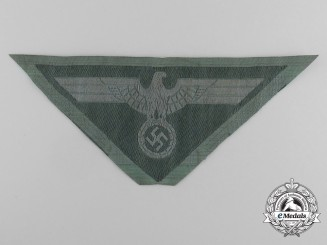 A Mint Wehrmacht (Heer) EM/NCO's Breast Eagle