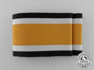 A Mint and Unissued Early Original Ribbon for a Knight's Cross of the Iron Cross 1939