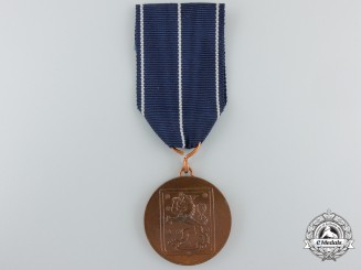 A Finnish Continuation War Commemorative Medal 1941-1945