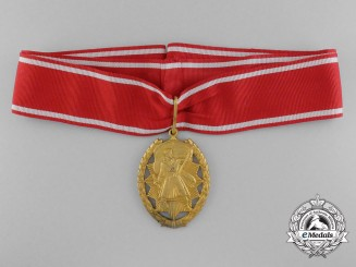 A Yugoslavian Order of the People's Hero