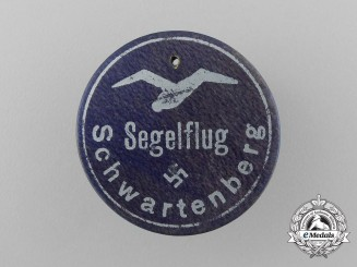 A Schwartenberg International Gliding Commission Gliding Badge