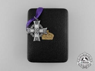 A Memorial Cross to Lieutenant LeRoy Herbert Smith, 146th Infantry Battalion, 59th Infantry Battalion